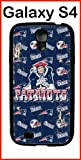 NFL New England Patriots Case for Samsung Galaxy S4 Case Silicone Case at Amazon.com