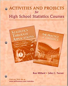 Examples List on High School Statistics Project