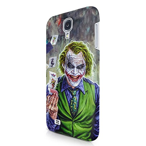 Joker Cards Hard Snap-On Protective Case Cover For Samsung Galaxy S4