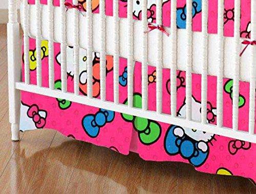 Hello Kitty Crib Sheets