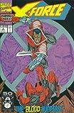 X-Force #2 : The Blood Hunters (Marvel Comics)