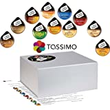 Tassimo Carte Noire Collection Variety Gift Box (50 Disc Pack)