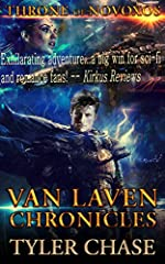 VAN LAVEN CHRONICLES THRONE OF NOVOXOS