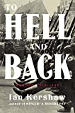 To Hell and Back: Europe 1914-1949 (Penguin History of Europe (Viking))