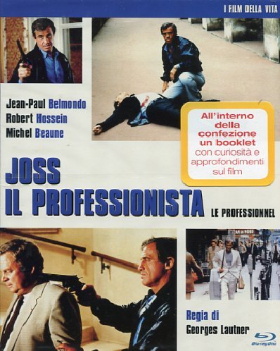 Joss Il Professionista (Special Edition) (Blu-Ray+Booklet)