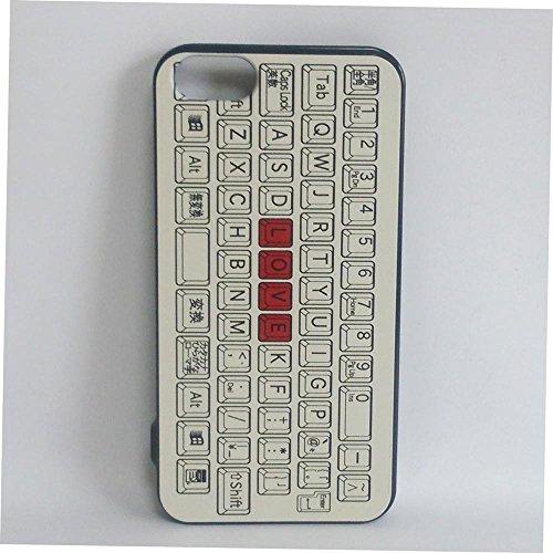 138184/グリーンレーン/スマートフォンケース[iphone5/5s対応](キーボードLOVE)/携帯/カバー/ジャケット/ファンシー/雑貨/アクセサリー/ギフト/プレゼント