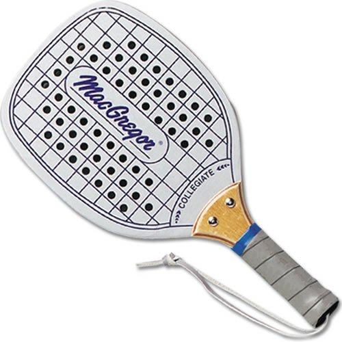 Voit Collegiate Paddleball Racquet back-330557