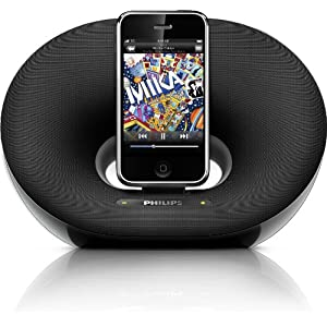 Philips Fidelio DS3010 Docking Speaker for iPod and iPhone