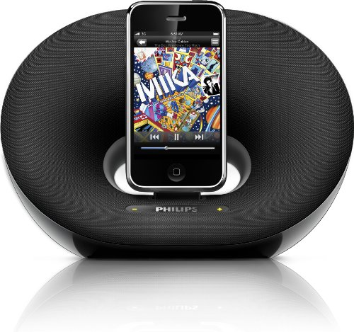 Philips Fidelio DS3010 30-Pin iPod/iPhone Speaker Dock