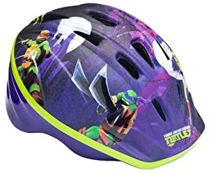 Teenage Mutant Ninja Turtle Child Helmet from Pacific Cycle, Inc (Accessories)