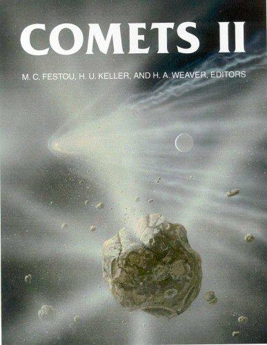Comets II (Space Science Series) PDF