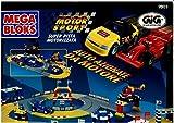 Mega Bloks Motor Sport Build & Race Speedway 900 Pieces