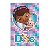 Doctora Juguetes - Manta polar de doctora juguetes