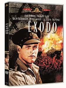 Exodo [DVD]: Amazon.es: Paul Newman, Eva Marie Saint