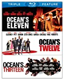 Ocean's Eleven / Twelve / Thirteen [Blu-ray] [US Import]