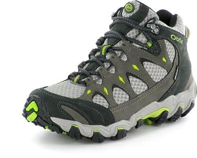 Oboz Ladies Nova Mid Bdry Hiking Shoe by Oboz