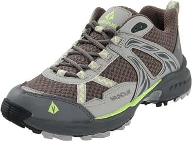 Vasque Women's Velocity 2.0 Trail Running Shoe,Bungee Cord/Sharp Green,5 M US