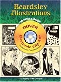 Beardsley Illustrations CD-ROM and Book (Electronic Clip Art)