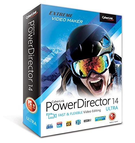 Cyberlink PowerDirector 14 Ultra (Cyberlink Powerdirector Software compare prices)