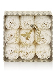 Royal Jelly Soap Flowers