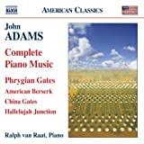 Adams, J.: Piano Music (Complete)