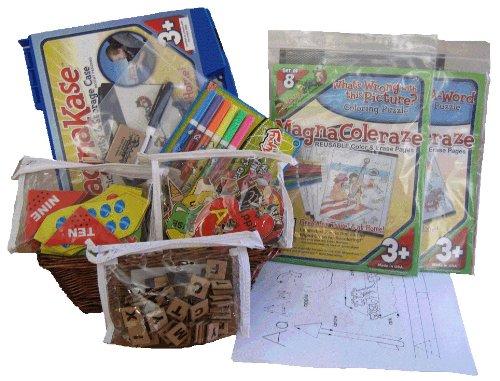 MagnaPlay Fun Holiday Gift Basket