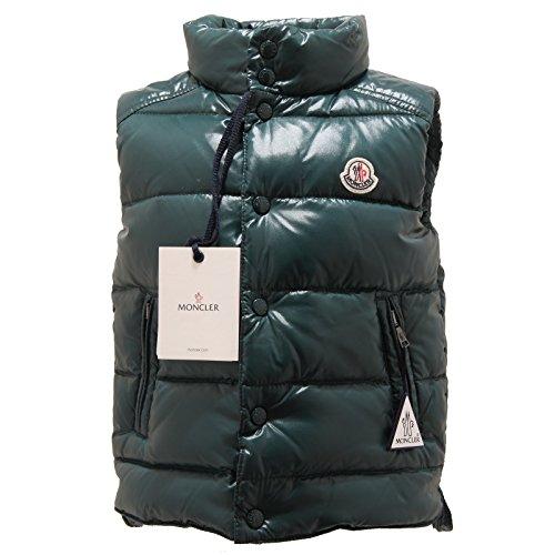 4776P piumino bimbo smanicato verde MONCLER sleveless jacket kid [2 YEARS]