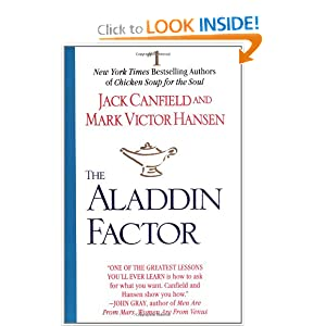 The Aladdin Factor Jack Canfield and Mark Victor Hansen