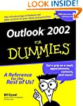 Outlook 2002 For Dummies