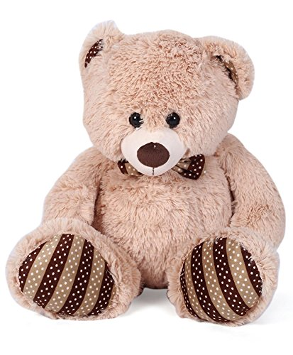 Star-Walk-MBE-SWK126-Teddy-Bear-Plush-Cream