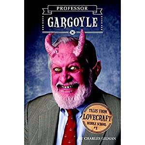 Professor Gargoyle Audiobook