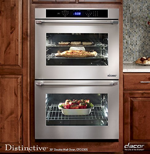 dacor-dto230fs-30-double-electric-wall-oven