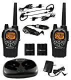 Midland GXT1000VP4 50-Channel 36-Mile Waterproof 2-Way S Radio