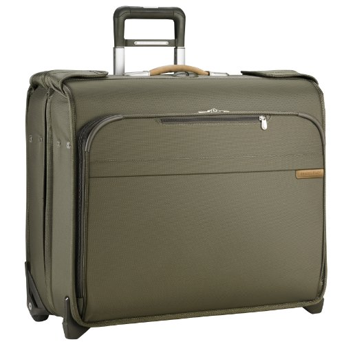 Briggs & Riley Wheeled Travel Garment Bag 82.2 liters Green (Olive) U176-7