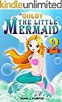 Books for Kids : Goldy The little Mer...