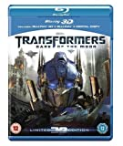 Transformers: Dark of the Moon (Blu-ray 3D + Blu-ray + Digital Copy) [2012]