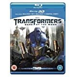 Transformers: Dark of the Moon (Blu-ray 3D + Blu-ray + Digital Copy)  [2012]by Shia LaBeouf