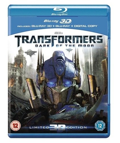 Transformers: Dark of the Moon (Blu-ray 3D +