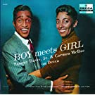 Boy Meets Girl: The Complete Sammy Davis Jr. and Carmen McRae on Decca