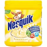 Nestle Nesquik Banana Milkshake Mix Tub 500g