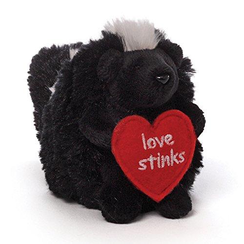 Gund Valentine's Love Stinks Skunk - 1