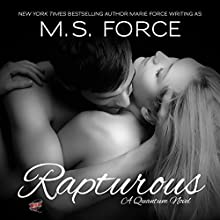 Rapturous: Quantum Series, Book 4 Audiobook by M.S. Force Narrated by Simone Lewis, Summer Morton, Lee Samuels
