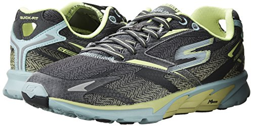 SkechersGO Run 4 - Zapatillas de Running Mujer , color Gris, talla 40 37.80€