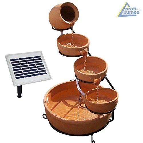 solar brunnen wasserspiel bestseller shop. Black Bedroom Furniture Sets. Home Design Ideas