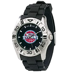 NBA Mens BM-DET MVP Series Detroit Pistons Watch by Game Time