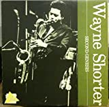 WAYNE SHORTER SECOND GENESIS vinyl record