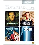 Tcm Greatest Classic Films: Sci-Fi [DVD] [2009] [Region 1] [US Import] [NTSC]