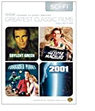 TCM Greatest Classic Films Collection: Science Fiction (2001 A Space Odyssey / Soylent Green / Forbidden Planet / The Time Machine 1960)