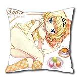 抱き枕 ごちうさ かわいい シャロ かわいい おっぱい 安眠 高品質 洗える 水着 肩こり 40×40cm