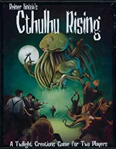 Reiner Knizia's Cthulhu Rising Board Game
